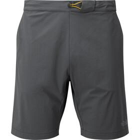 Rab Momentum Spodnie krótkie Mężczyźni, steel